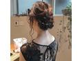hair arrange *