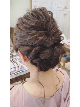 hair arrange☆_20180423_1