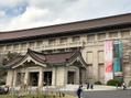 『4月桜上野公園と東京国立館』