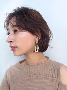 朝の時短に!!ニュアンスゆるパーマ☆_20191018_1