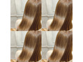 ブリーチカラーでも艶のある髪色に! フレイムス大宮
