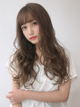 夏のゆるウェーブ☆大人可愛いデジタルパーマ_20190812_1