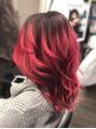 ~vivid red~