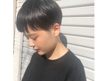 ベリーショート/ぱっつん前髪/大人ショート_20200805_2