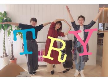TRYMENU☆試してみませんか?_20190125_1