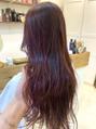 センスヘア(SENSE Hair)髪質改善ヘアエステ&イノアカラーで秋の美髪ケア☆