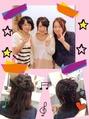 ★美人3姉妹★