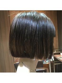 ○切りっぱなしボブ○_20170215_1