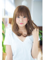 つや髪★朝&夜割カラー+カット+ハホニコTr付¥5500