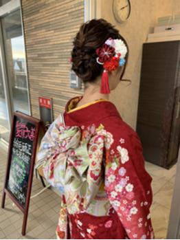 つくば市成人式(^^)川村Asami_20200112_1