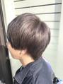 ☆ブリーチ一回でハイトーンカラー☆と石原