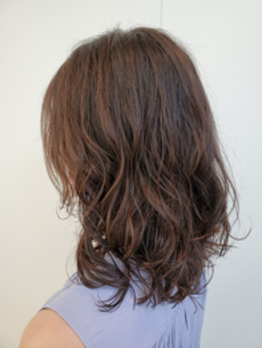 髪に動き、欲しくないですか?
