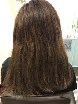 梅雨の次期こそ、おすすめ髪質改善。_20190616_3