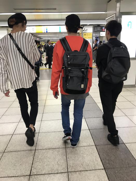 めんたいつけめん 【新宿 美容室 Ai カット】_20170421_1
