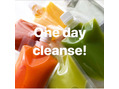 one day cleanse!