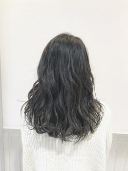 冬のハイライトカラー☆アイスグレージュ☆_20171227_2