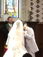 結婚式**