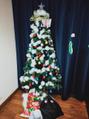 わが家のクリスマスツリー☆
