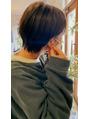 マイ ヘア デザイン(MY hair design)頭の形をよく見せるコンパクトショート
