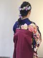 卒業式◎袴姿は素敵です♪・。