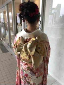 おめでとうございます(*´ω`*)野澤Akari_20200112_1