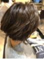 かきあげ前髪~