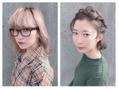 毎朝の『髪のスタイリング方法』。