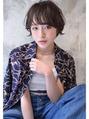 ☆黒髪ショート☆フェザー