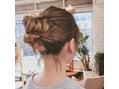 アンバースデー(UNBIRTHDAY)ハイライトのヘアアレンジ