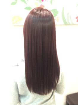 ☆トリートメント通信3・サロモの今中沙季ちゃん☆_20150109_1