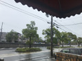 台風10号接近のため