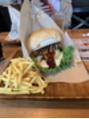 伝説のハンバーガー