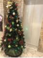 クリスマスツリー^ ^