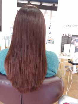 お客様before&afterパサついて見える髪を艶髪へ_20180204_3