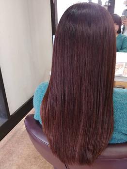 お客様before&afterパサついて見える髪を艶髪へ_20180204_4
