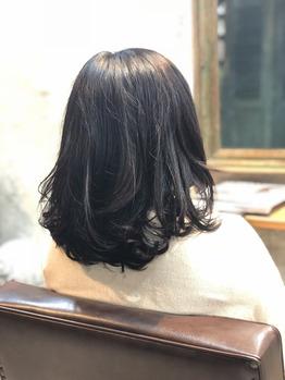 【SAKI】ヘアドネーションのお客様【BOB関内】_20180516_3