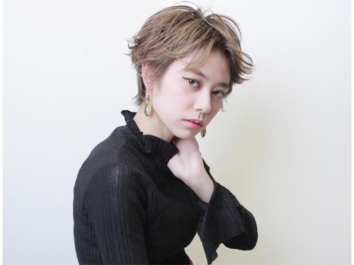 【FEAT.】カットで小顔に見せるヒケツ☆_20190109_1