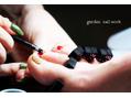 garden nail work 夏はやっぱり、フッドネイル♪♪