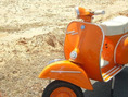 オレンジ系カラーの印象