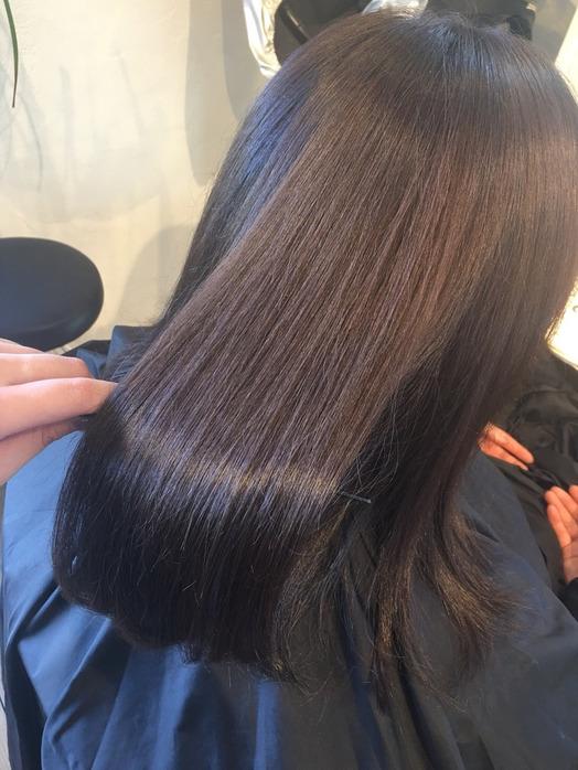 縮毛矯正後の髪の扱い方☆byモリ_20181030_1