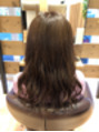 サロンズヘアー 倉敷西阿知店(SALONS HAIR)デジタルパーマでゆるふわ巻き髪へ☆