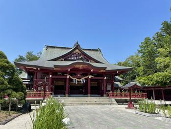 笠間稲荷神社!黒羽Ruka_20210618_1