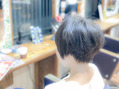 (grandage大宮東口店)暑い夏はショートヘアで乗り切る