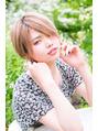 海外風カラー × ガーリー