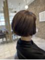 オーブ ヘアー グレイ 厚別区店(AUBE HAIR gray)お客様スタイル