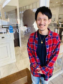 プロフィール写真、更新しましたー!川村Asami_20200202_1