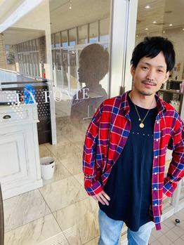 プロフィール写真、更新しましたー!川村Asami_20200202_2