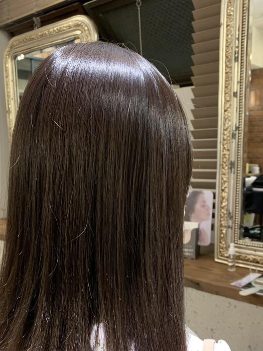 至高の縮毛矯正で人生が変わる美髪に♪ vol.5