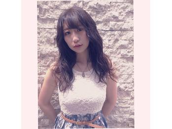 アイドルに学ぶ小顔ヘアー☆小嶋陽菜風セミロング