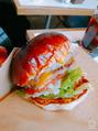 ★原宿でハンバーガー食べてきました★